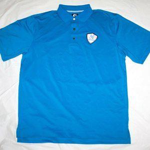 FootJoy Mens Short Sleeve Golf Polo Shirt Size Lar